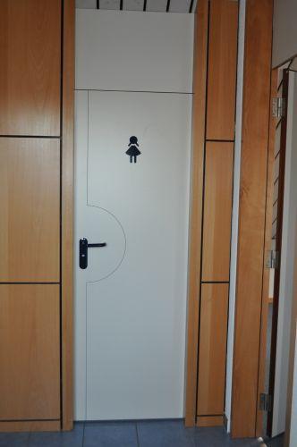Portes int rieures menuiserie zimmermann menuiserie daillens fen tres bois bois m tal - Porte paliere renovation ...